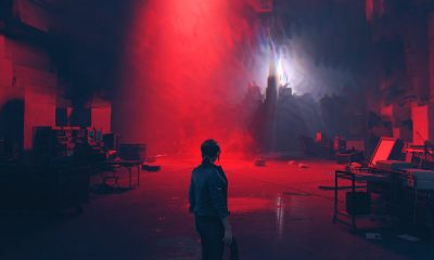 Remedy Games Control, In Game bild