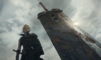 Cloud, hjälte i FF7