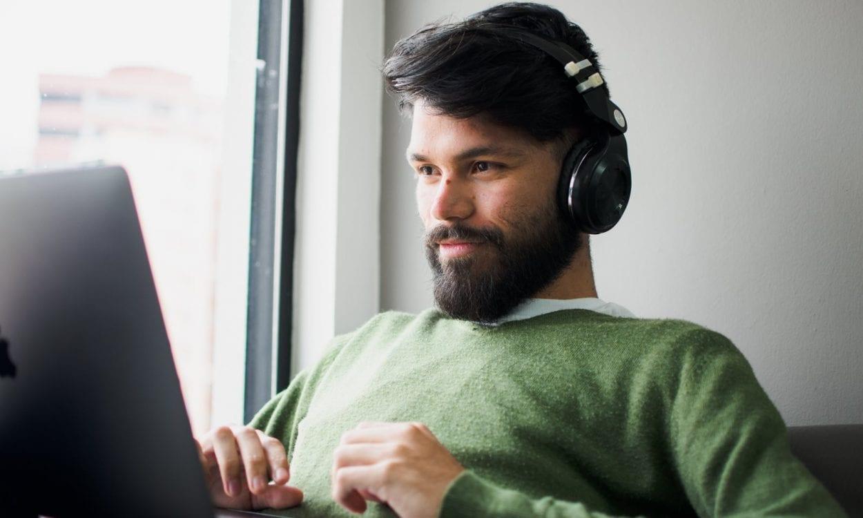 Musik på jobbet