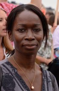 Nyamko Sabumi, portratt