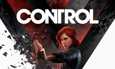 Remedy Games Control, Affisch