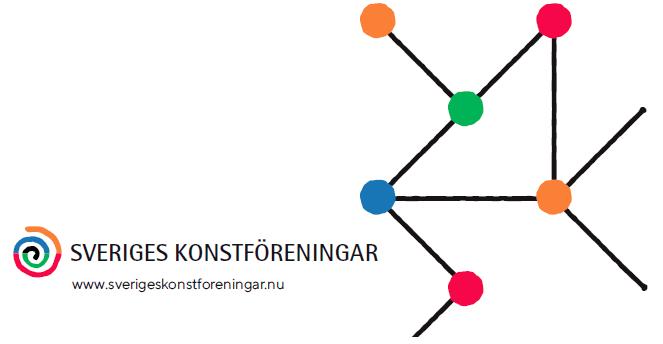 Sveriges Konstforeningar, logo