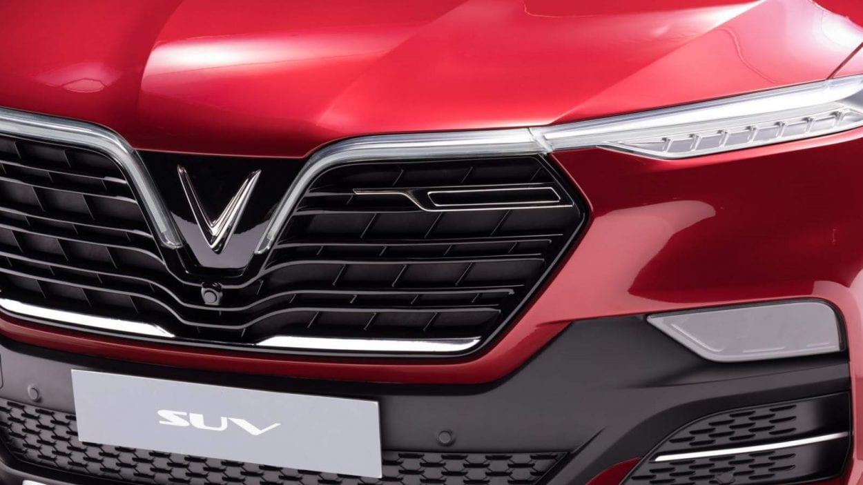 Vinfast SUV, Lux